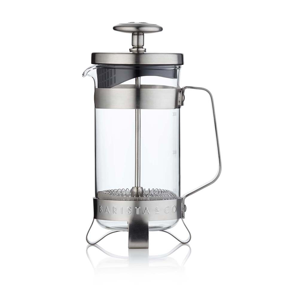 Barista  Co - Cafetiere - Electric Steel - 3 Cup