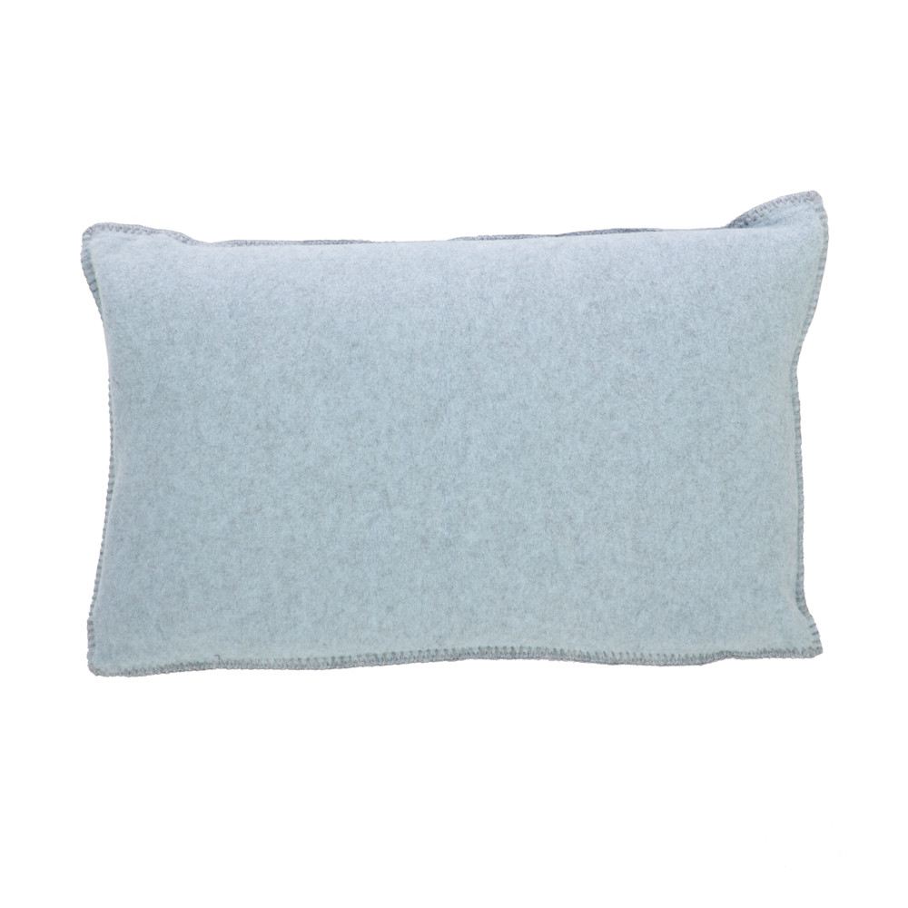 Buy zoeppritz since 1828 soft wool bed pillow 30x50cm for Soft bed pillows
