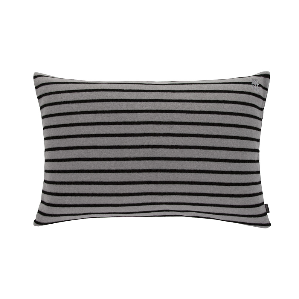 Zoeppritz since 1828  Soft Ice Bed Cushion  40x60cm  Silver Grey