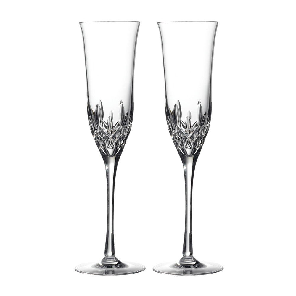 Waterford - Lismore Essence Champagne Flute - Set of 2