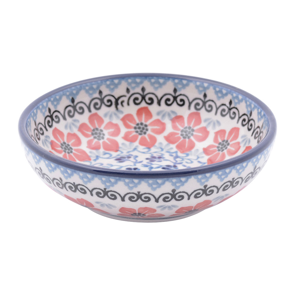 bunzlau castle serving bowl red violets gay times uk