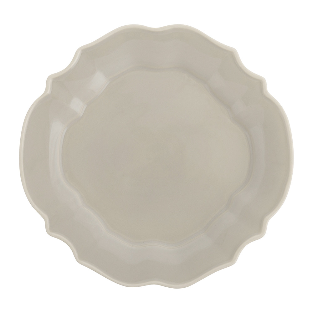 Photo of A by Amara - Luis Stoneware Side Plate - Taupe - shop A by Amara Kitchen & Dining, Tableware, Dinnerware, Plates online