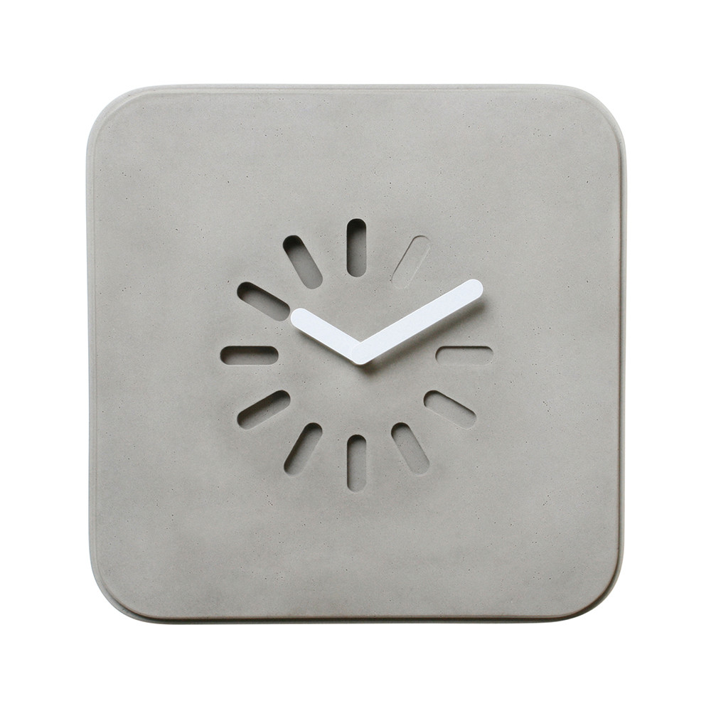 Lyon Beton - Life in Progress Concrete Clock