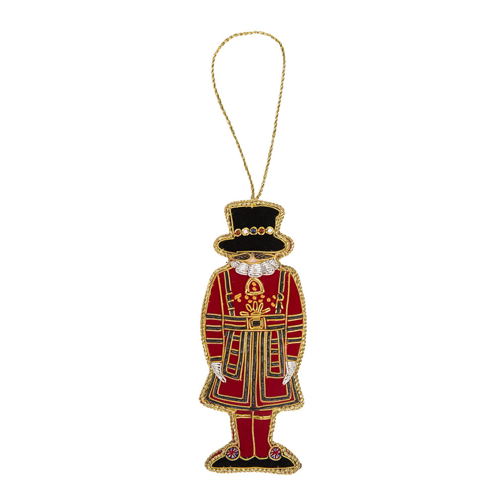 Tinker Tailor - Beefeater Christmas Tree Decoration