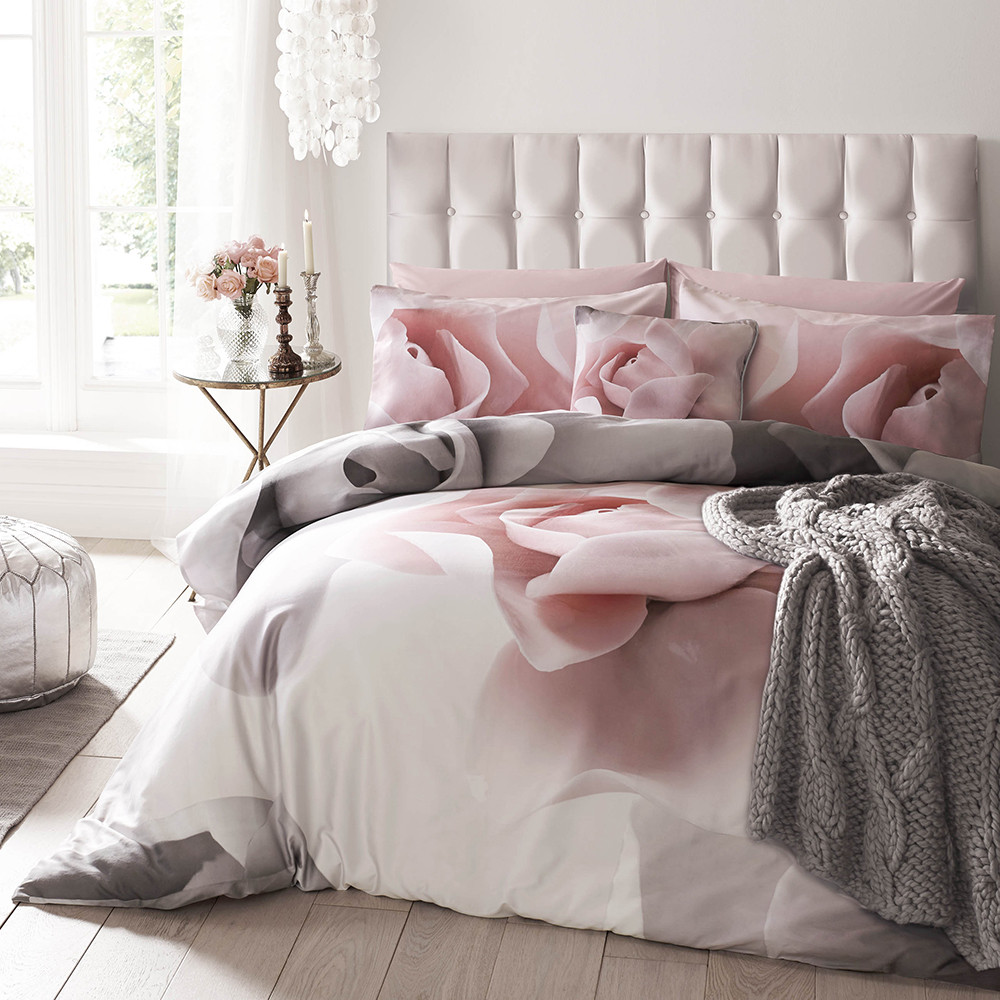 Buy Ted Baker Porcelain Rose Duvet Cover Amara