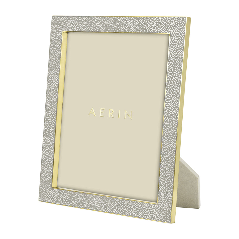 Buy AERIN Dove Shagreen Frame - 8x10\
