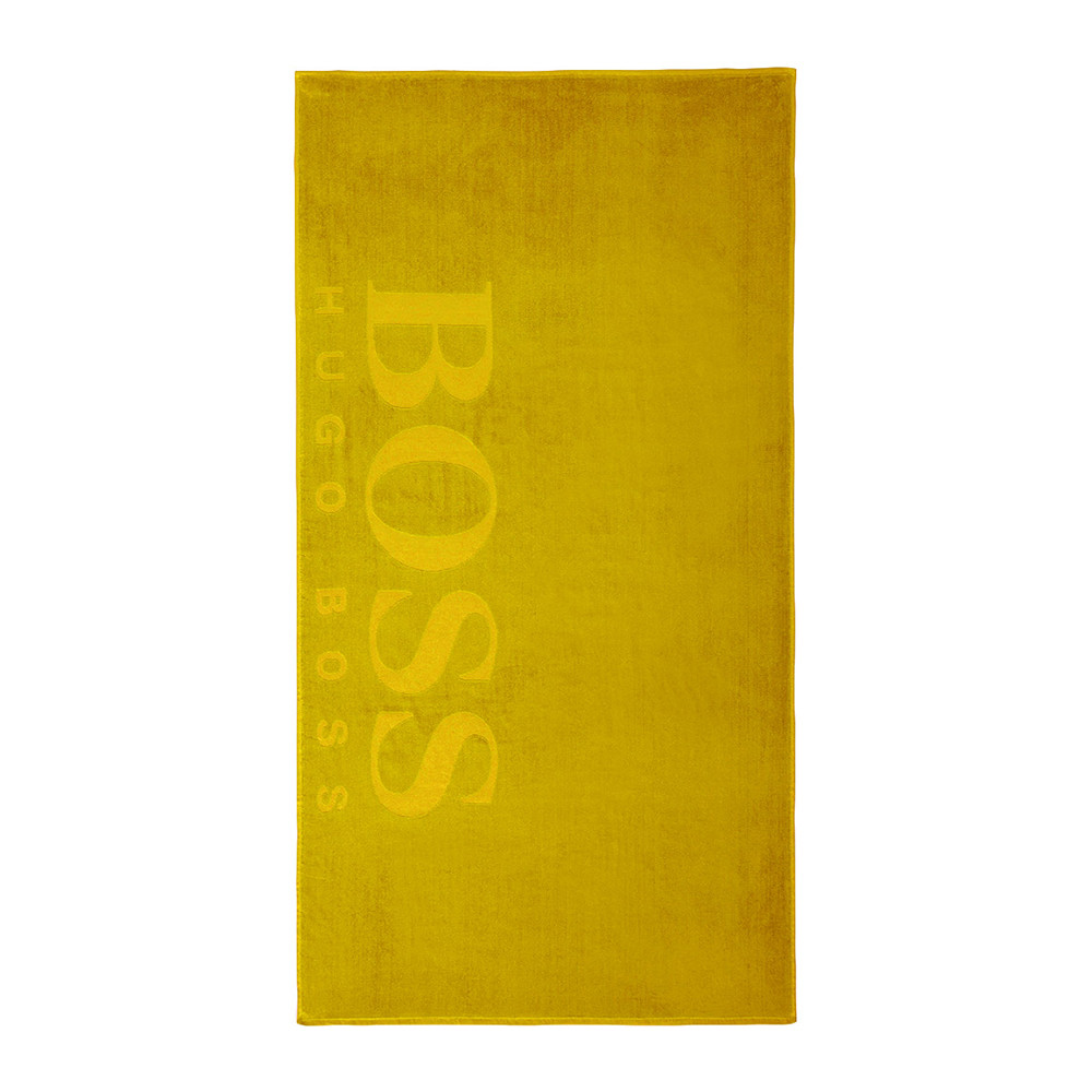 Hugo Boss - Carved Beach Towel - Sun