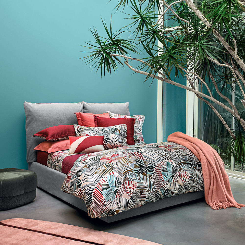 Olivier Desforges  Mambo Twist Duvet Cover  Double