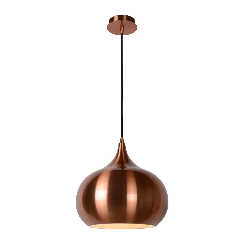 Buy a by amara riva pendant light copper amara mozeypictures Choice Image
