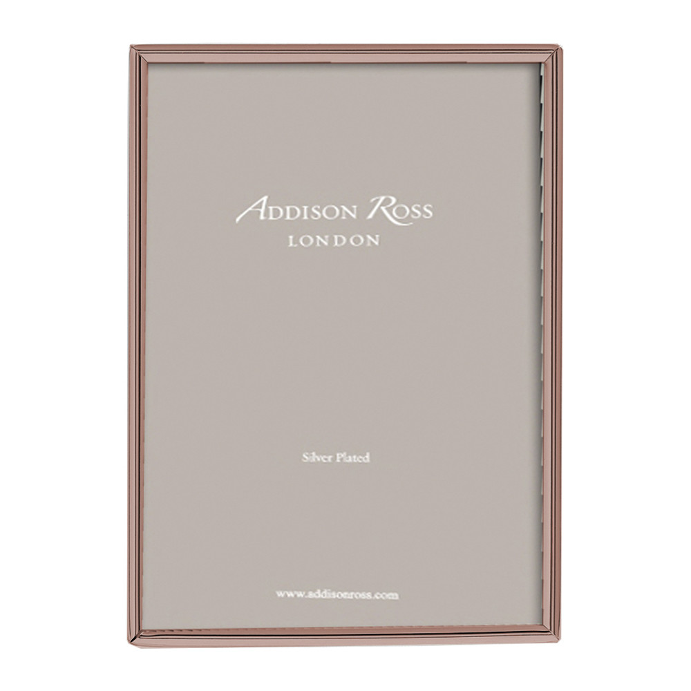 Buy Addison Ross Thin Rose Gold Photo Frame - 8x10\