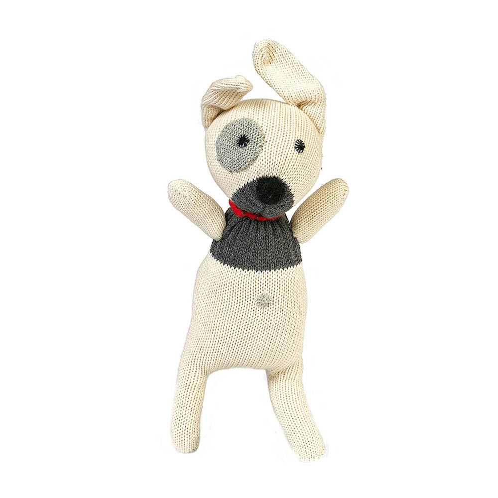 AnneClaire Petit  Crochet New Small Dog  Natural