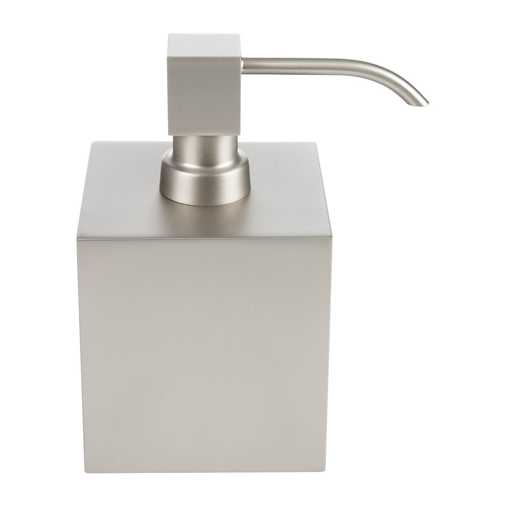 Buy Decor Walther Dw475 Soap Dispenser Satin Nickel Amara