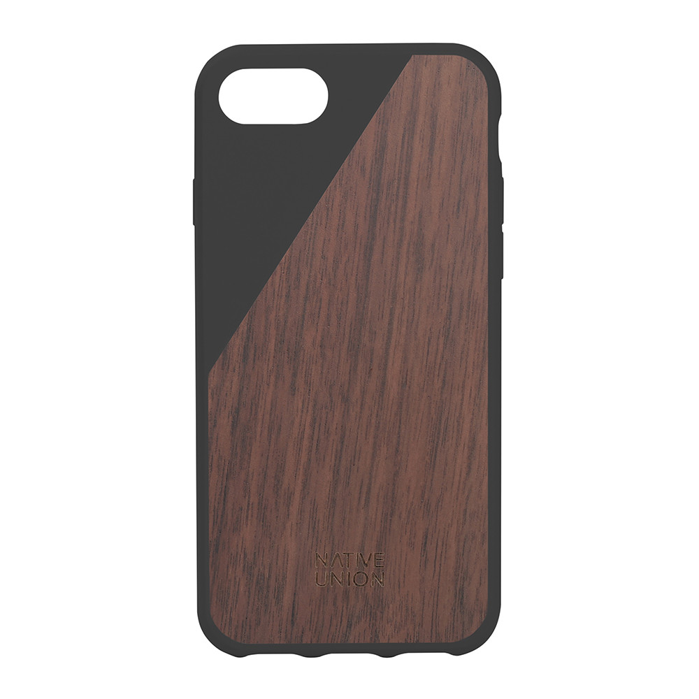 Native Union - Clic Wooden iPhone 7 Case - Black