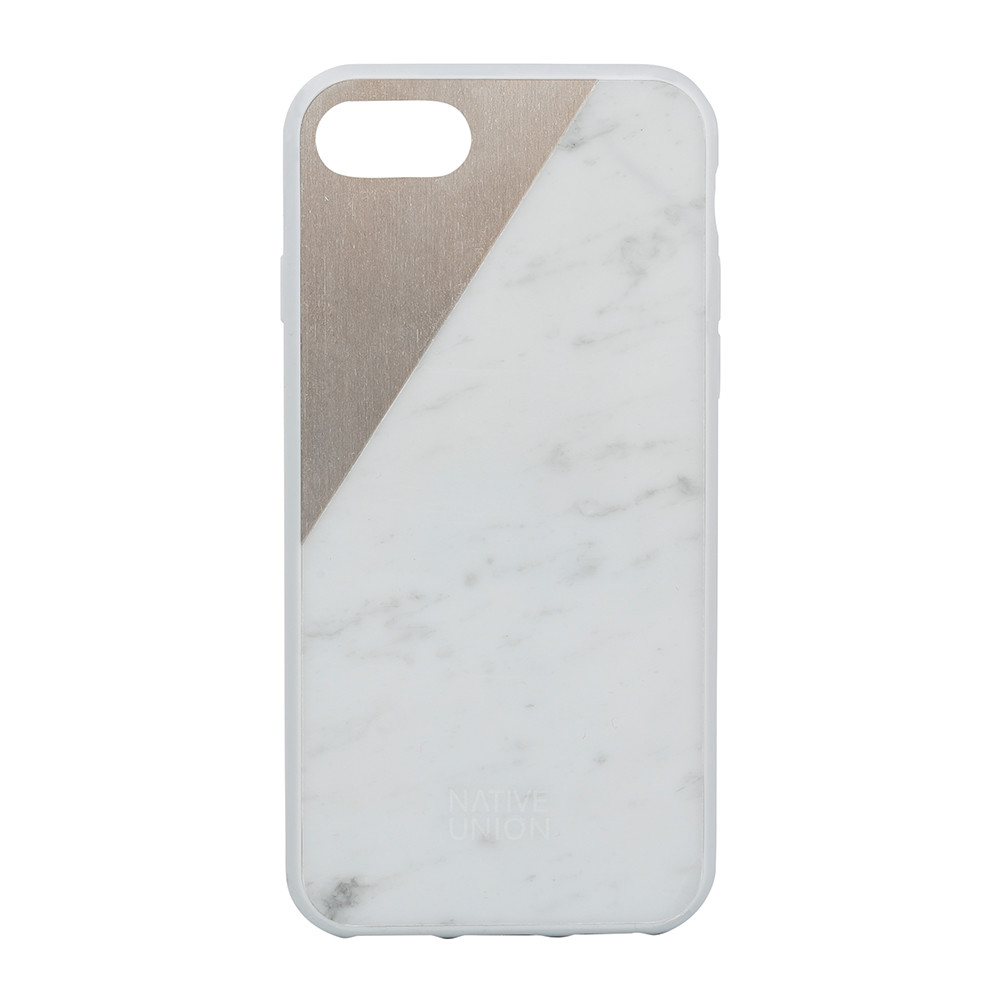 Native Union - Clic Marble iPhone 7 Case - Rose