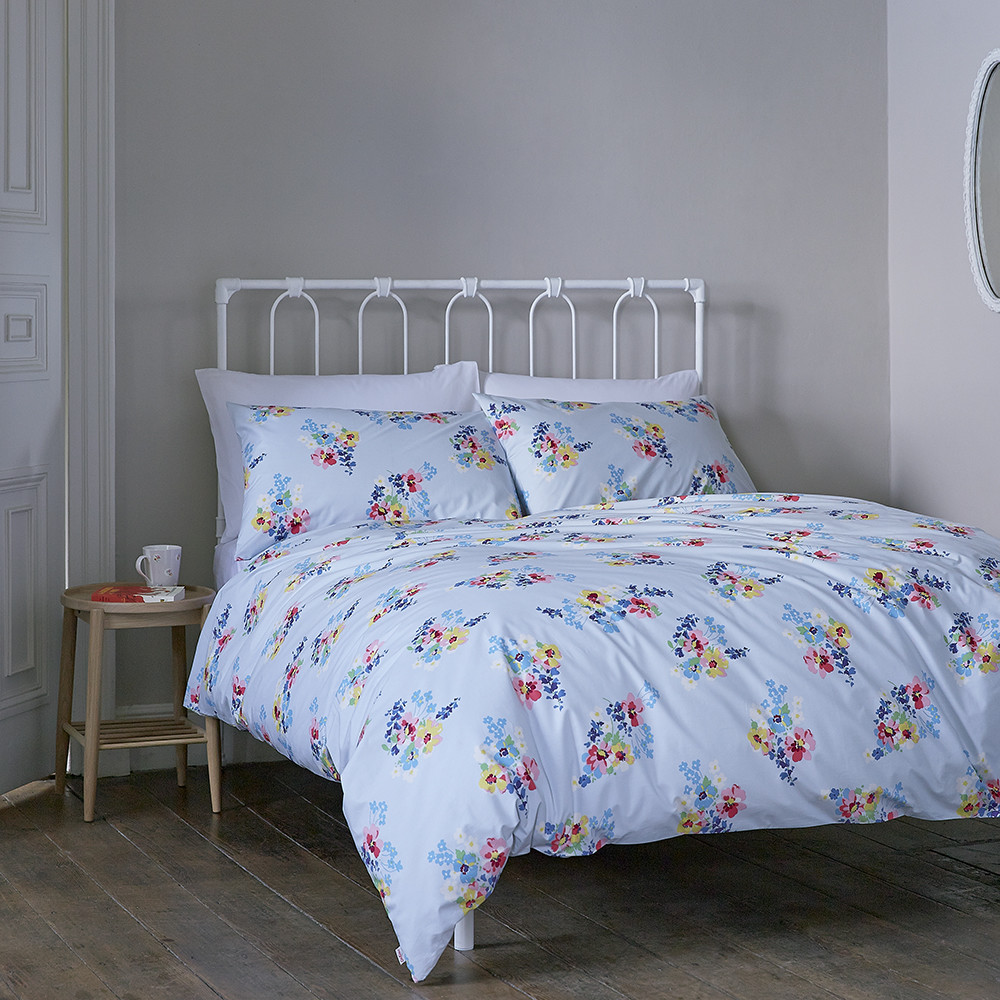 Cath Kidston  Painted Posy Duvet Cover  Single