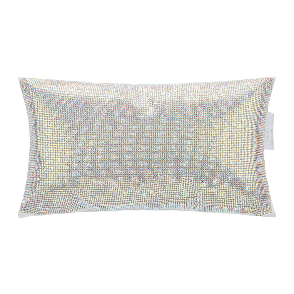Kylie Minogue at Home  Aurora Bed Pillow  18x32cm  Pewter