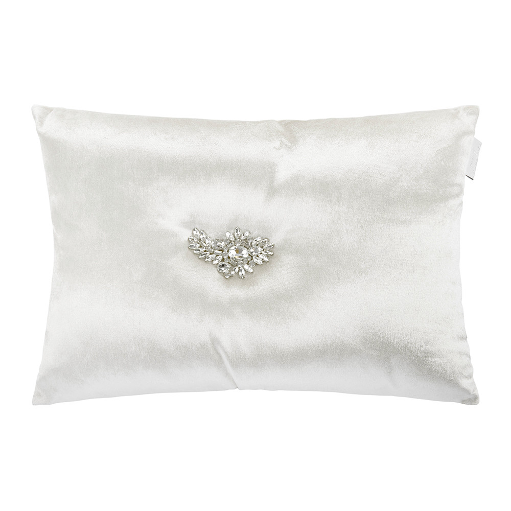 Kylie Minogue at Home  Naomi Bed Pillow  40x60cm  Oyster