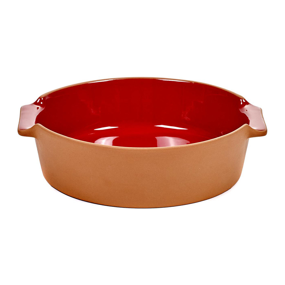 Jansen+co - Bakeware Oven Dish - Small - Red