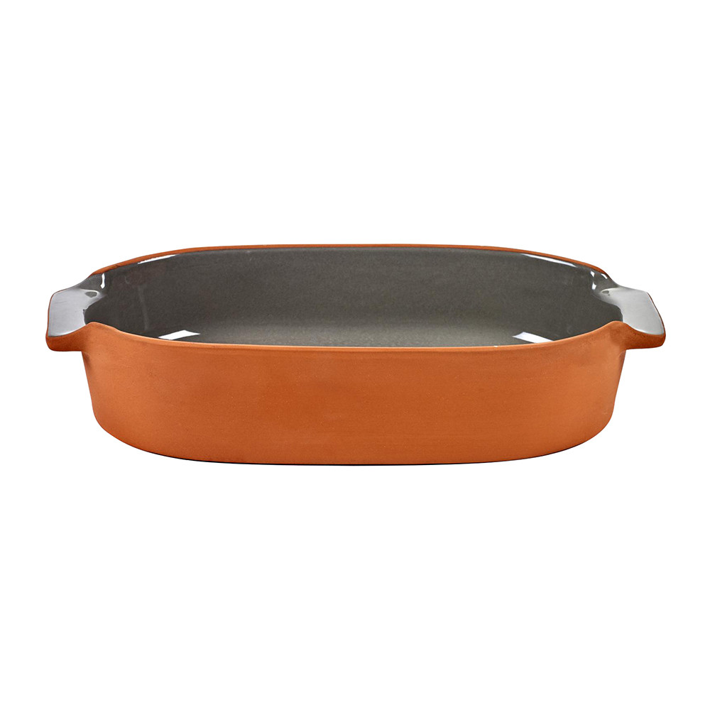 Jansen+co - Bakeware Oval Oven Dish - Small - Grey
