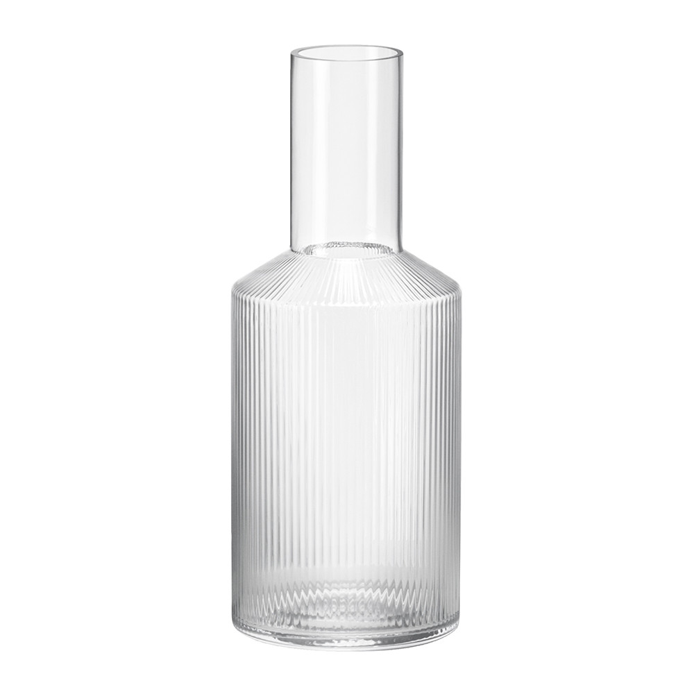 Ferm Living - Ripple Carafe - Clear