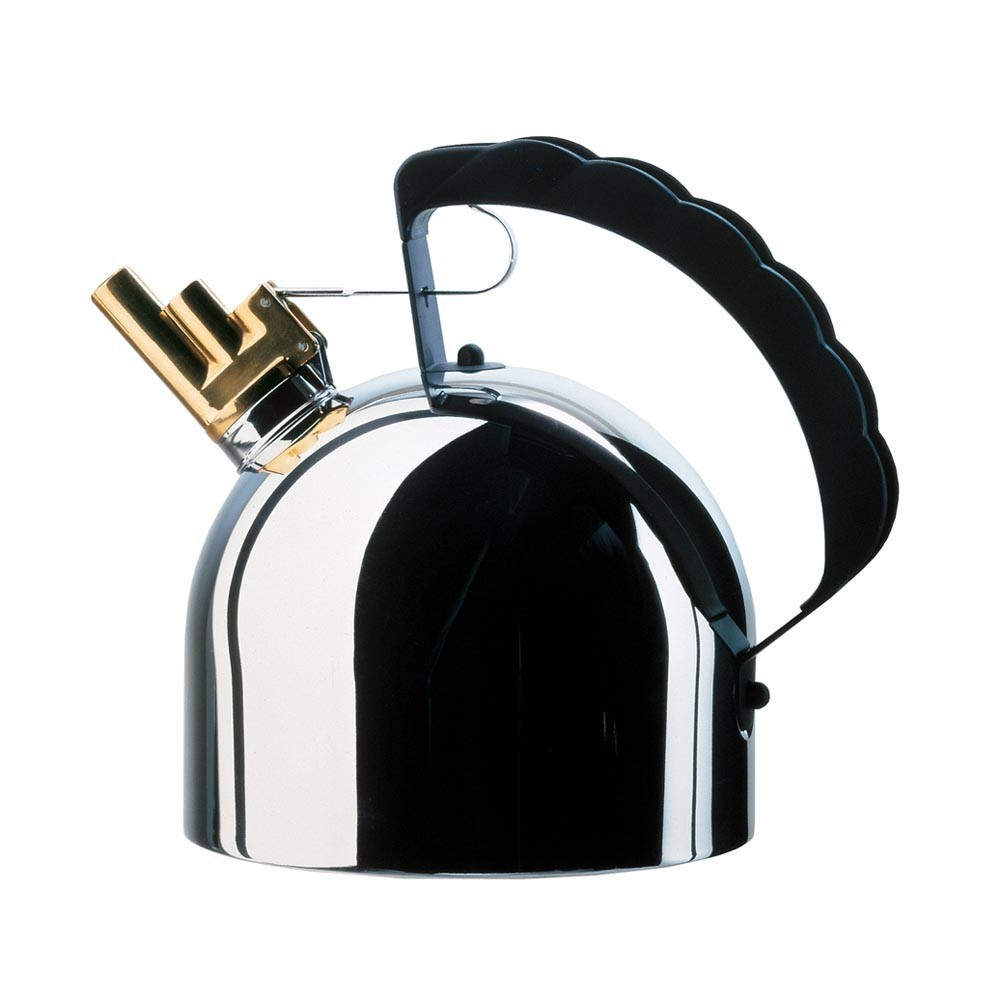 kettles  kitchen appliances tea  coffee  amara - richard sapper whistling kettle