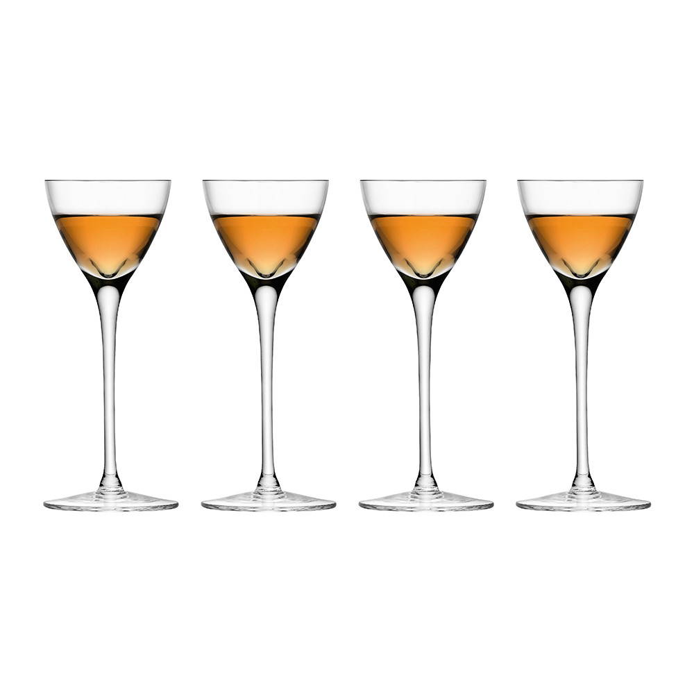 LSA International - Bar Liqueur Glasses - Set of 4