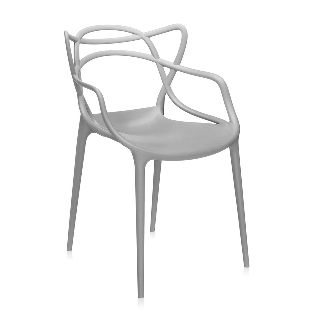 Fantastisk Buy Kartell Masters Chair - Grey | Amara BM-73