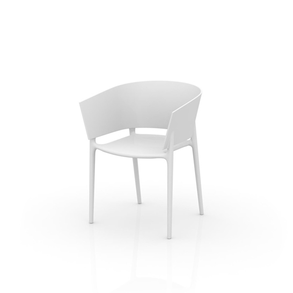 Vondom  Africa Chair  White