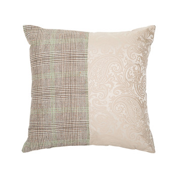 Chambord Mix Material Pillow 45x45cm - 800