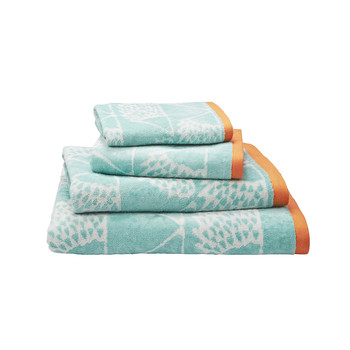 Spike Towel - Aqua