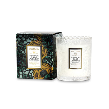 Japonica Limited Edition Candle - French Cade & Lavender - 175g