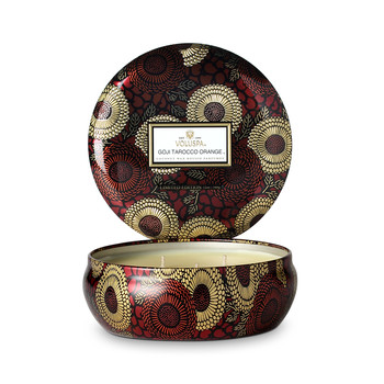 Japonica Limited Edition Candle - Goji & Tarrocco Orange - 340g