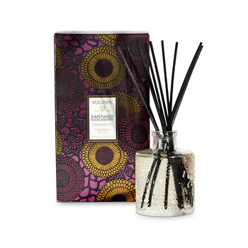 Japonica Limited Edition Diffuser - Santiago Huckleberry - 100ml
