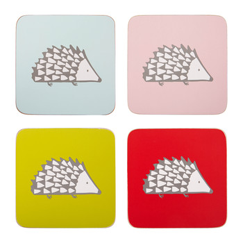 Spike Coasters - Set of 4