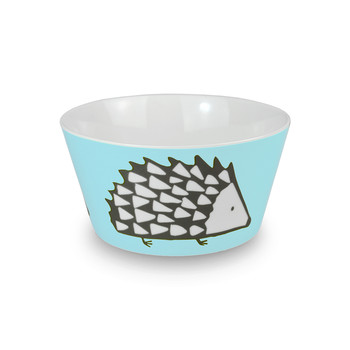 Spike Cereal Bowl - Blush Blue