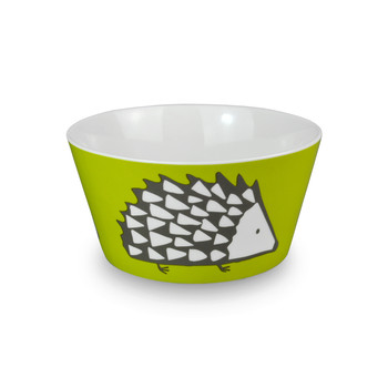 Spike Cereal Bowl - Green