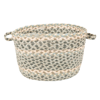 Utility Basket - Pebble Pale