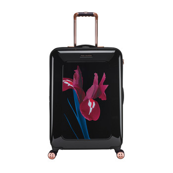 Stencilled Stem Suitcase