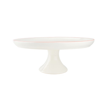 Abbesses Cake Stand - Red