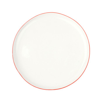 Abbesses Side Plate - Red