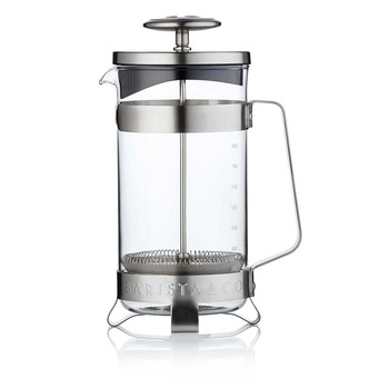 Cafetiere - Electric Steel - 8 Cup