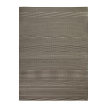 Mixed Weave Rug - Topaz