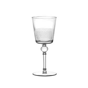 Jardin d'Eden White Wine Glass