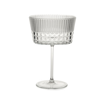 Chic & Zen Cocktail Glass - Clear