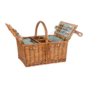 Saint Germain Picnic Basket - 4 Person