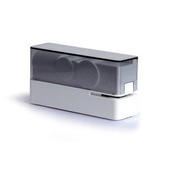 Flow Stapler - White