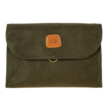 Life Hanging Wash Bag - Olive