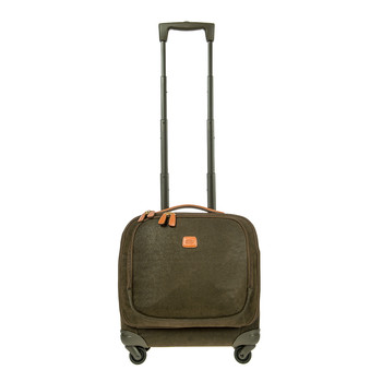 Life Lightweight Carry On Trolley - Olive