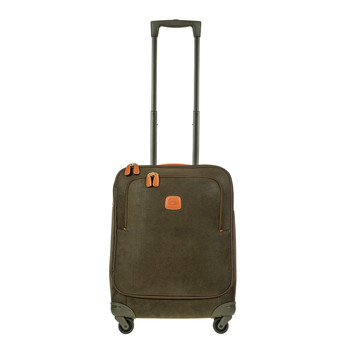 Life Trolley Suitcase - Olive