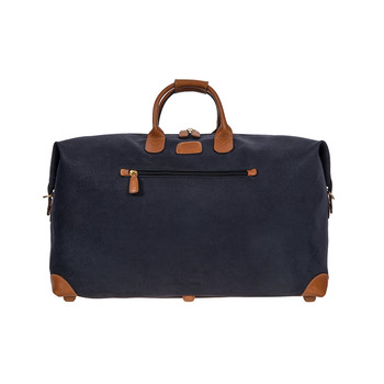 Life Clipper Holdall - Blue/Tan